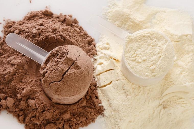 protéines poudre